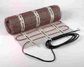 Изображенный на фото мат DTIF-150 имеет только один холодный провод